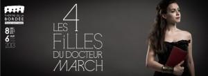 Marie-Pierre de Brienne, qui tiendra le rôle de Jo dans les Quatre filles du Dr. March